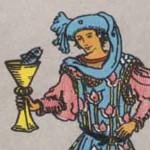 『カップのペイジ』の意味